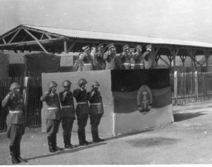 Bataillonsappell am 1. Dezember 1971 in Gotha