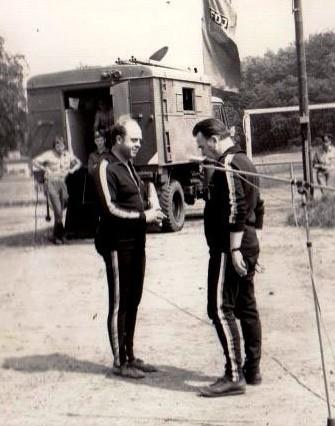 11.Mj. Kronmaier, O. Borutzki - Sportfest - 1977