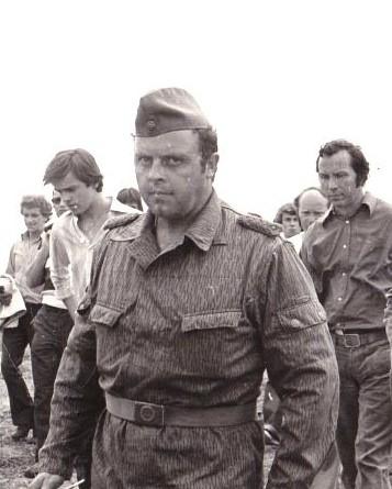 14. Major Kronmaier, Kp.Ch. 1. Kp.