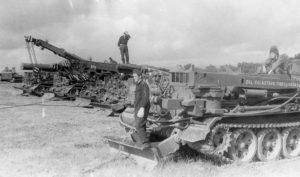 19. Kranpanzer T55-TK