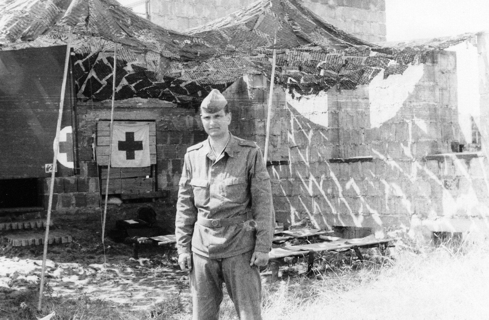 34.g Bataillonsverbandsplatz