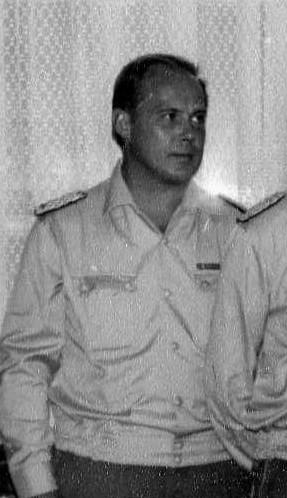 6. Major Rorbeck, Kp.-Ch. 3. Kp.